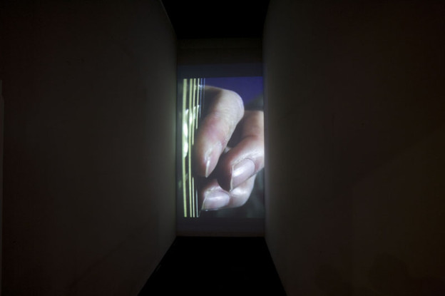 Bridge, 2010, digital video projection